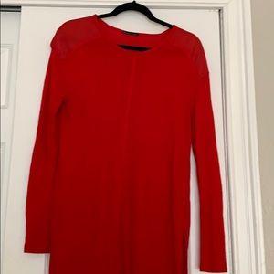Women's long sleeves top